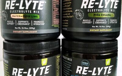 Re-Lyte Electrolyte Drink Mix: Review